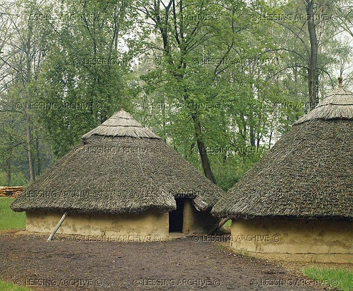 I casoni dei paleoveneti anche in austria storia e for Immagini di case antiche