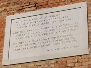 L'Arsenale di Venezia. – Storia e Arte veneta